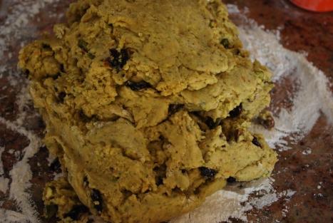 Pistachio Biscotti 008