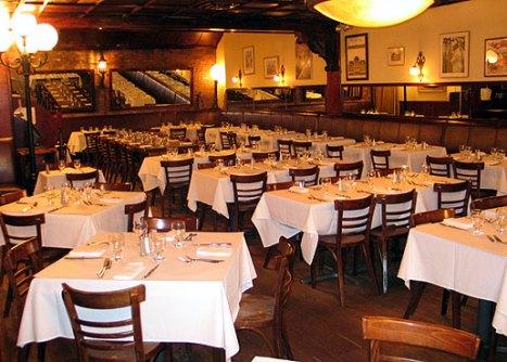 Le Marais Dining Room