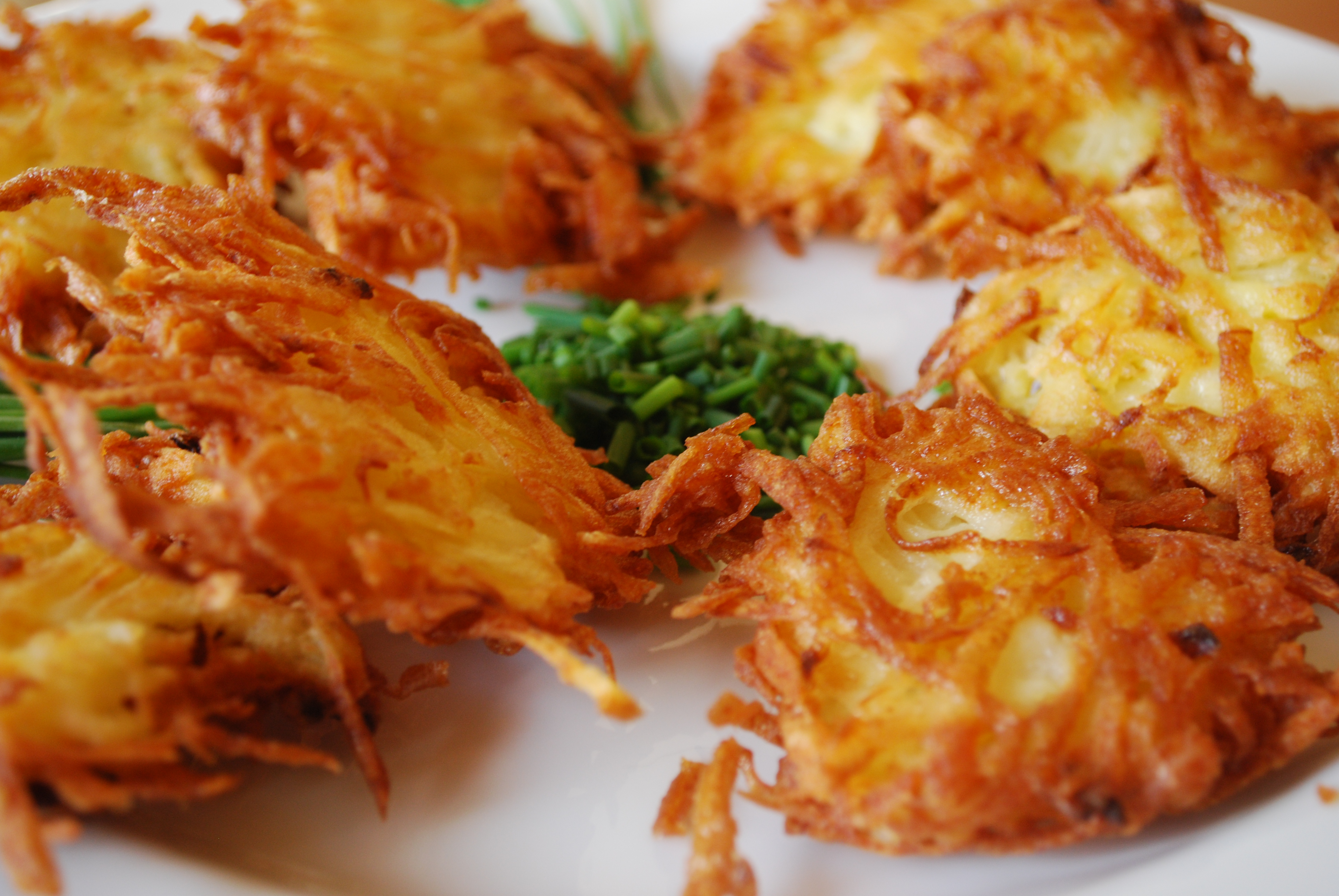 Chanukah Potato Latkes | The Boreka Diary