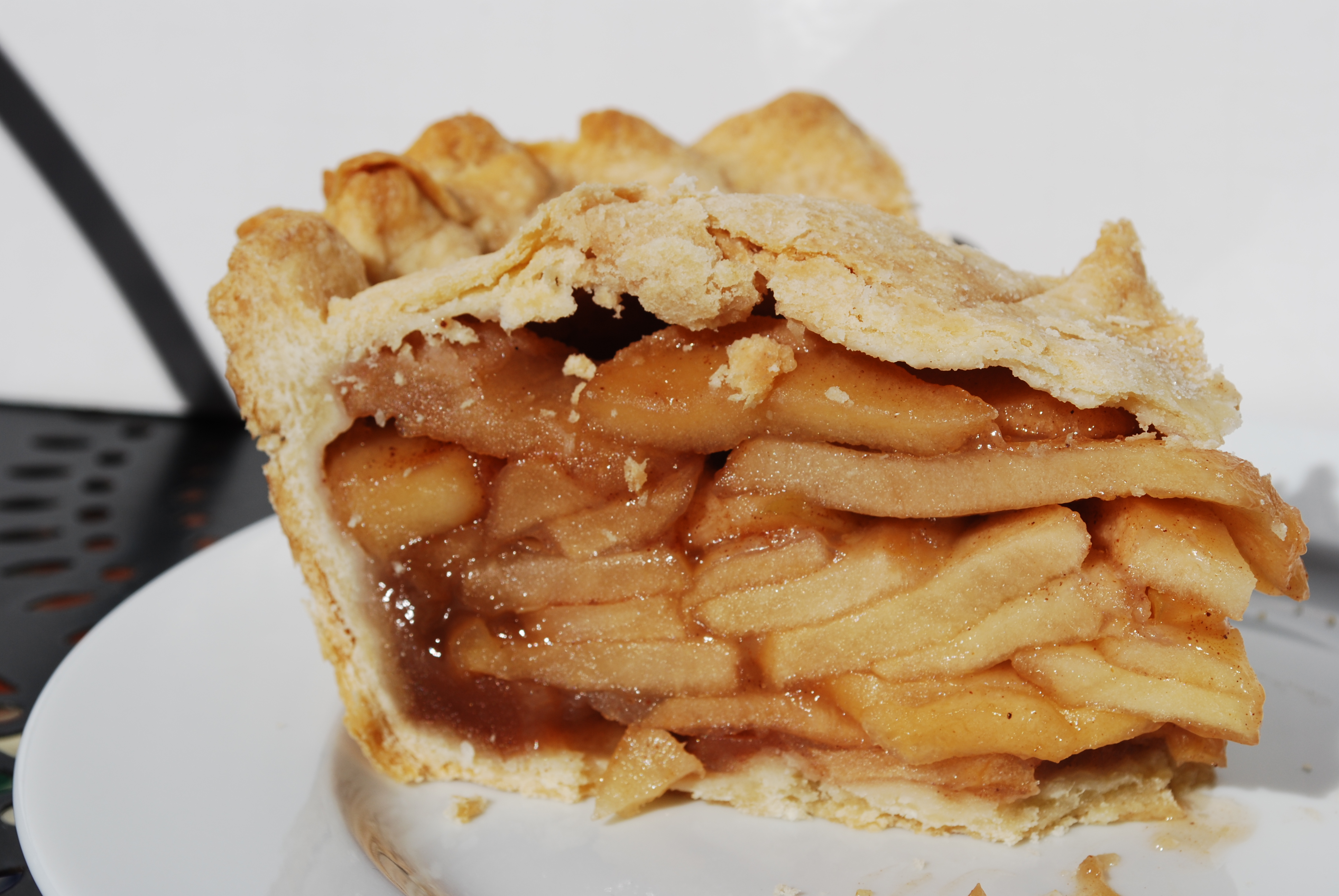 Pink Lady Apple Pie | The Boreka Diary